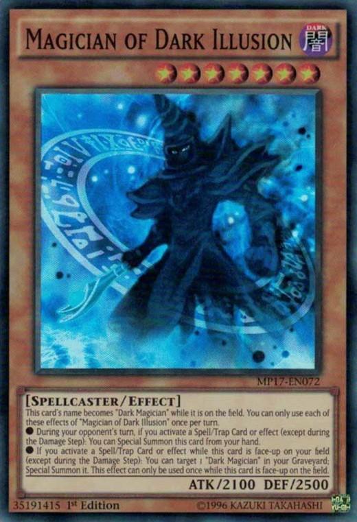 Magician of Dark Illusion
