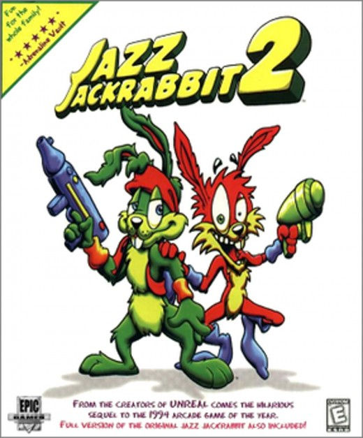 The cover art for the game.
