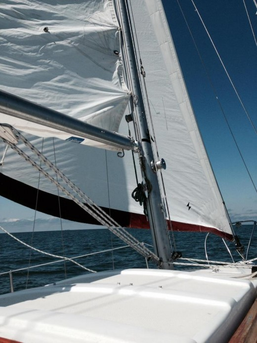 Coastal Sailing on the Great Lakes