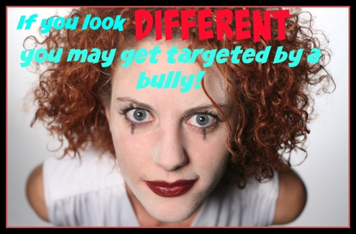 Whether at school or in the workplace, people with red hair are often targets. Bullies target those who look different.