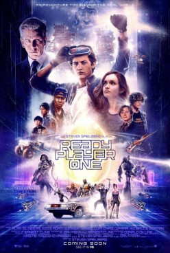Review for READY PLAYER ONE