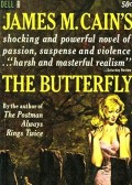The Butterfly by James M. Cain - Book and Film Combo Gifting Idea