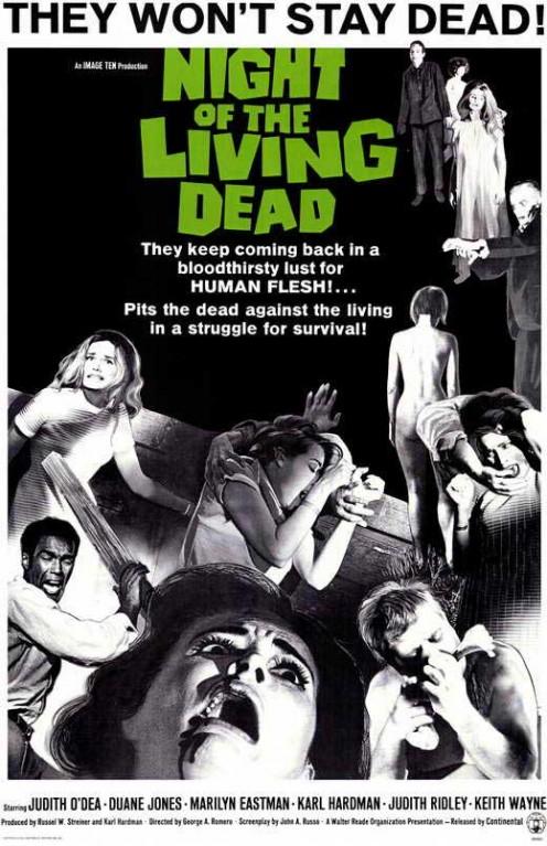 Wake the Dead: 'Night of the Living Dead' (1968) Retrospective