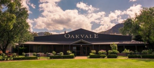 Oakvale's Cellar Door. Pokolbin, NSW.