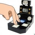 Finger Dance Alarm Clock found on Ubergizmo