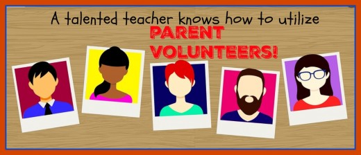 Schools are stronger when parents volunteer—not just at fundraising but in the classroom.