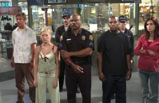 From left to right: Michael, Ana, C.J., Kenneth, Andre, Terry, Luda