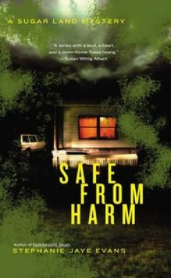 Book Review: Safe From Harm by Stephanie Jaye Evans