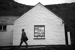 Round every corner in Cornish Towns is a Cornish Pasty Kitchen the Original Food To Go!....................... All Photos courtesy Flickr.