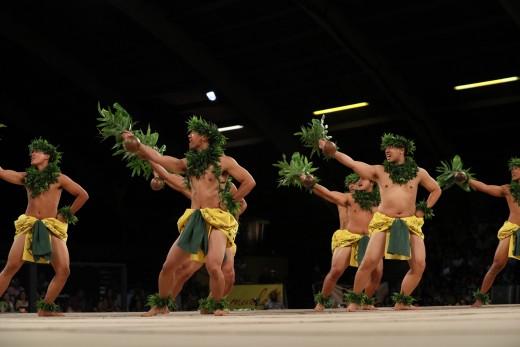 2017 Merrie Monarch 1st Place Kāne Kahiko and Kāne Overall, Kawaili'ulā, Kumu Hula Chinky Māhoe