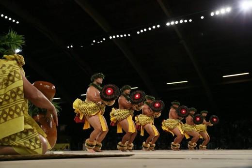 2017 Merrie Monarch 3rd Place Kāne Kahiko, Ke Kai O Kahiki, Kumu Hula La'akea Perry