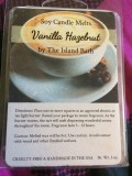 Home Fragrance Reviews: The Island Bath & Body Vanilla Hazelnut Scented Wax Cubes