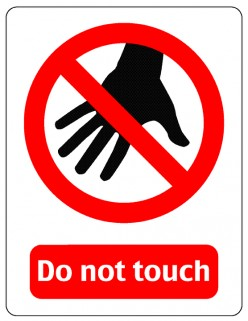 31 Phobias: #17 the Fear of Being Touched