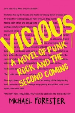 Vicious, a Novel of Punk Rock and the Second Coming