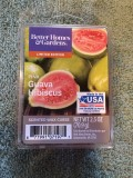 Home Fragrance Reviews: Better Homes & Gardens Limited Edition Pink Guava Hibiscus Scented Wax Cubes