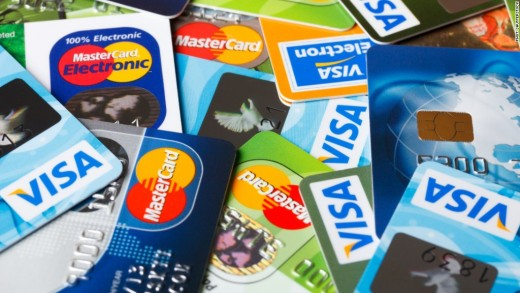 Just because you have credit cards, it doesn't mean you should use them for everything.