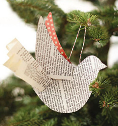 48 awesome bird and bird stuff craft ideas hubpages for Christmas ornament craft ideas adults