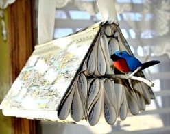 48 Awesome Bird and Bird Stuff Craft Ideas
