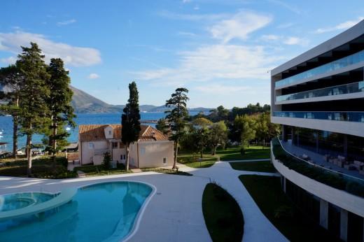 Sheraton Hotel in Dubrovnik