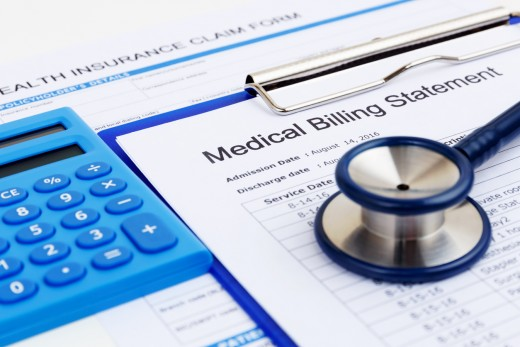 Most hospitals have payment plans which are better than charging your medical bills.