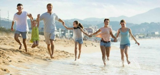 You might enjoy a big vacation with your family, but try not to charge it.
