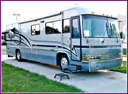 What a beautifully detailed RV exterior should look like.
