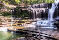 The Waterfall State of Tennessee
