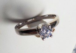Does Your Engagement Ring Have a Real Diamond?