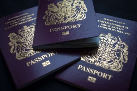 A return to the blue British passport will be seen as a symbol of regaining sovereignty by a lot of Brits