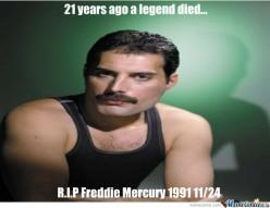Dedicated to Freddie Mercury's 65th Birthday today