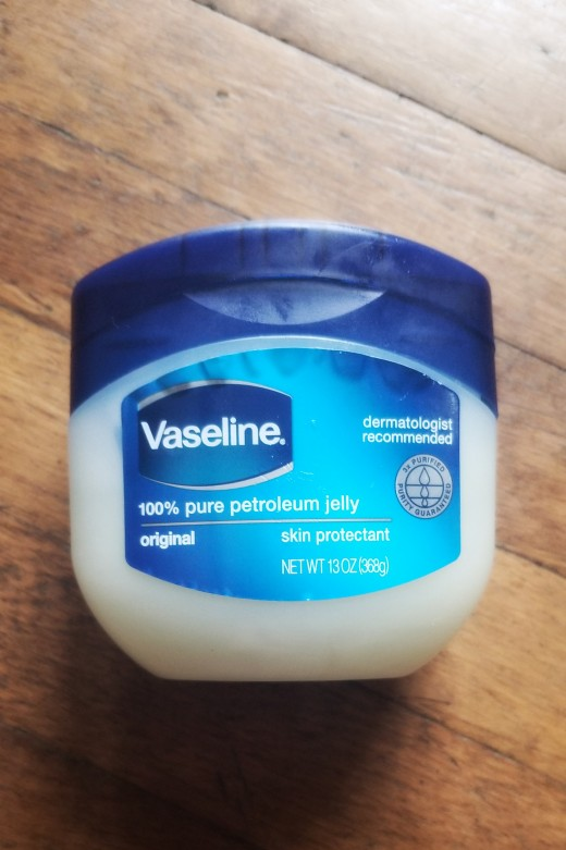 Petroleum jelly has a variety of amazing uses.