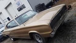 Faith, Trust and Cars that Rust