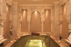 Moroccan Bath at Home