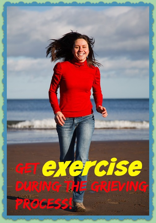 When you exercise, your body releases chemicals called endorphins that improve your outlook on life.