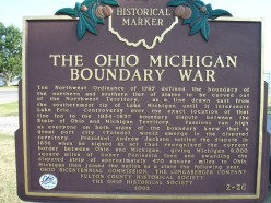 The Toledo War Between Michigan and Ohio