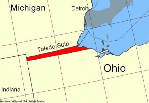 The Toledo Strip