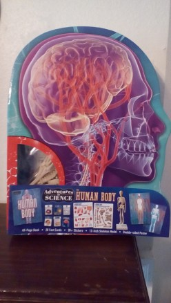 Science Kit for Young Children Encourages Learning About Our Body