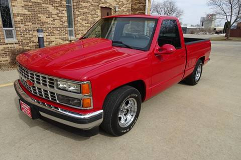 1990 Chevy Pickup like the Kinne's had