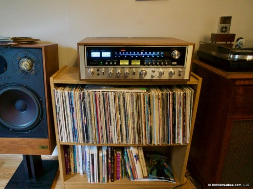 Source article - Vintage stereo equipment finds new life