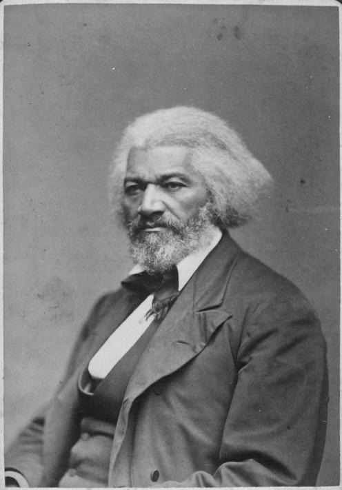 Frederick Douglas (1818-1895)