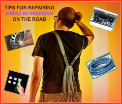 Tips for Repairing Simple RV Problems on the Road