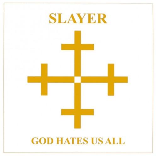 Slayer god hates us all full album