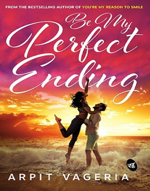 Be my perfect ending - Book Cover