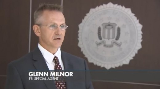 FBI Special Agent Glenn Milnor warns parents about virtual kidnapping.