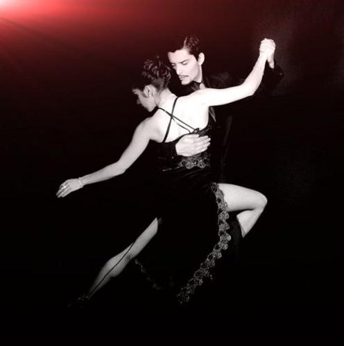 Argentine Tango, my favorite dance.