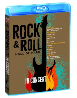 Rock & Roll Hall of Fame: In Concert Blu-ray Review
