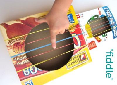 44. Fiddle