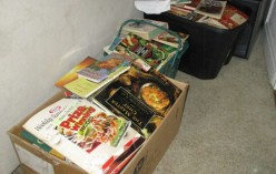 Cookbooks: The Buying and Selling Saga Continues