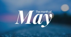 May: Interesting Things About the Month