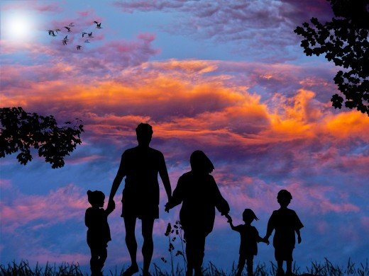 Families with young children need a will to identify who the children's guardians will be, in case parents pass away while they are still minors.